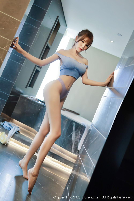 [XiuRen] Vol.2391 Zhi Zhi Booty 57P, Chen Zhi, Underwear, Xiuren