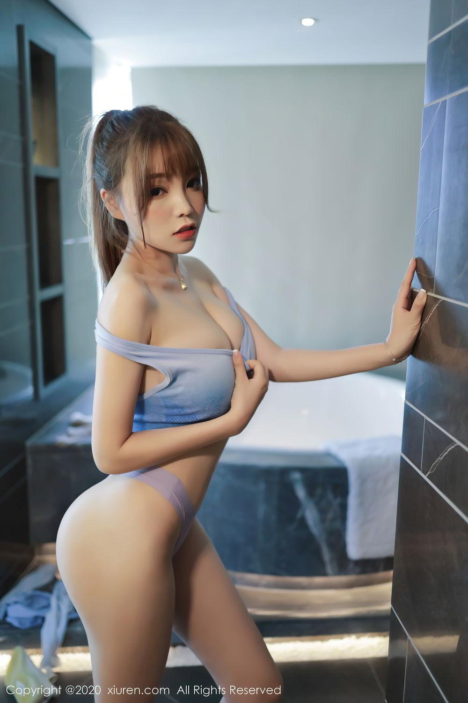 [XiuRen] Vol.2391 Zhi Zhi Booty 59P, Chen Zhi, Underwear, Xiuren
