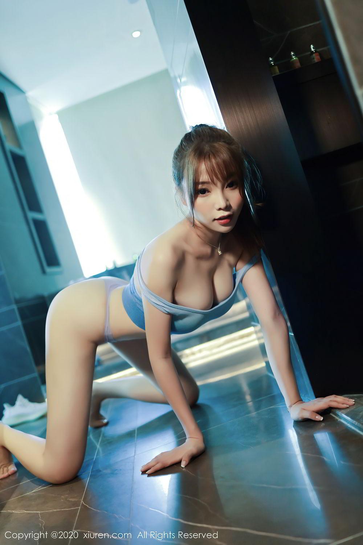 [XiuRen] Vol.2391 Zhi Zhi Booty 62P, Chen Zhi, Underwear, Xiuren