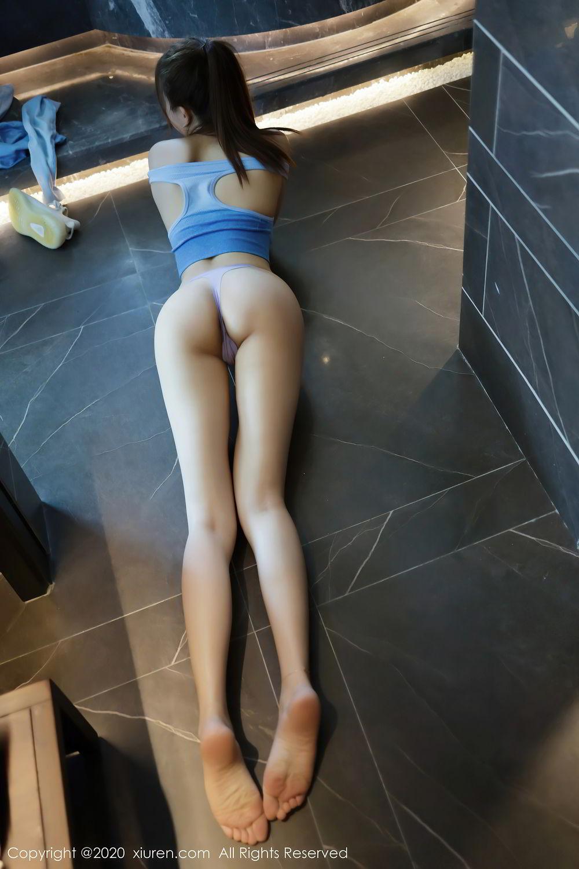 [XiuRen] Vol.2391 Zhi Zhi Booty 68P, Chen Zhi, Underwear, Xiuren
