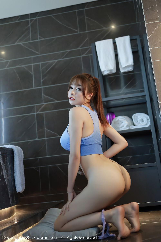 [XiuRen] Vol.2391 Zhi Zhi Booty 71P, Chen Zhi, Underwear, Xiuren