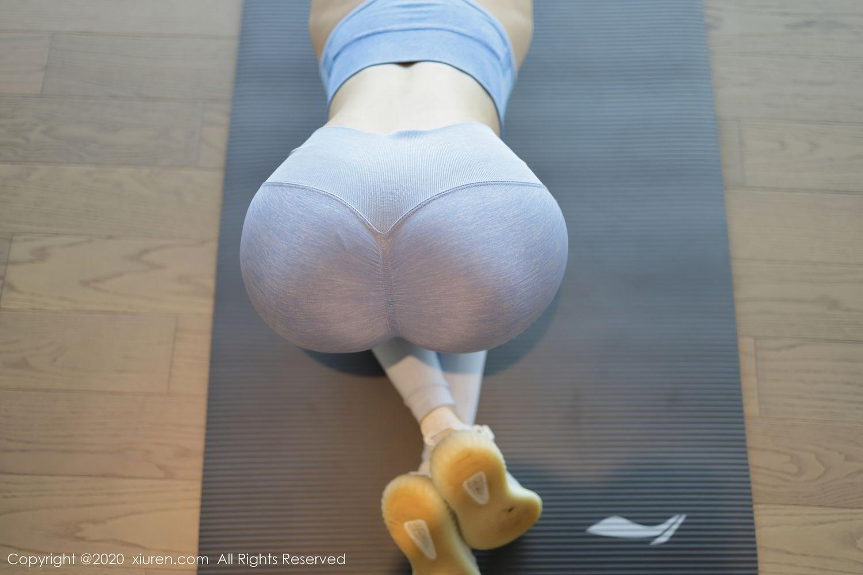 [XiuRen] Vol.2391 Zhi Zhi Booty 8P, Chen Zhi, Underwear, Xiuren