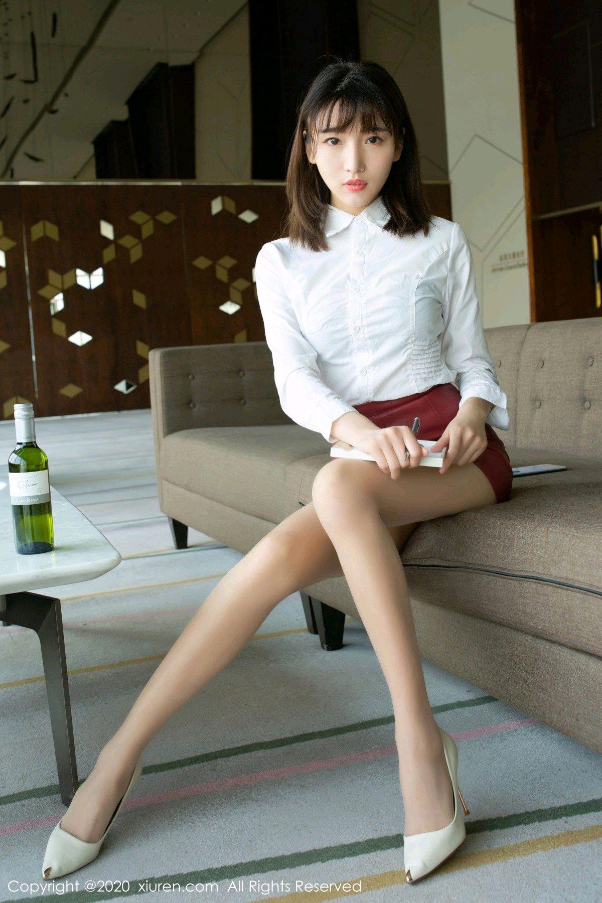 [XiuRen] Vol.2393 Lu Xuan Xuan 1P, Lu Xuan Xuan, Underwear, Xiuren