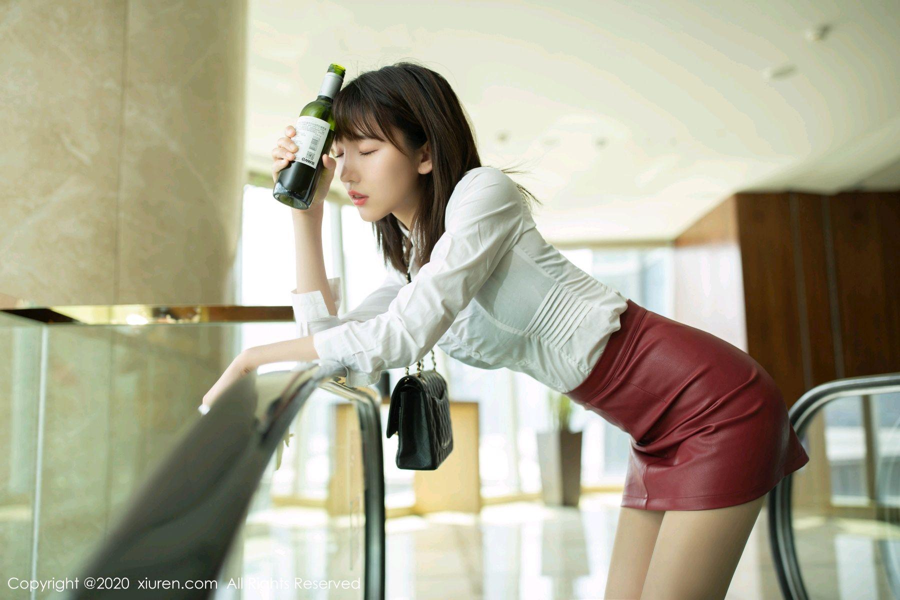 [XiuRen] Vol.2393 Lu Xuan Xuan 20P, Lu Xuan Xuan, Underwear, Xiuren
