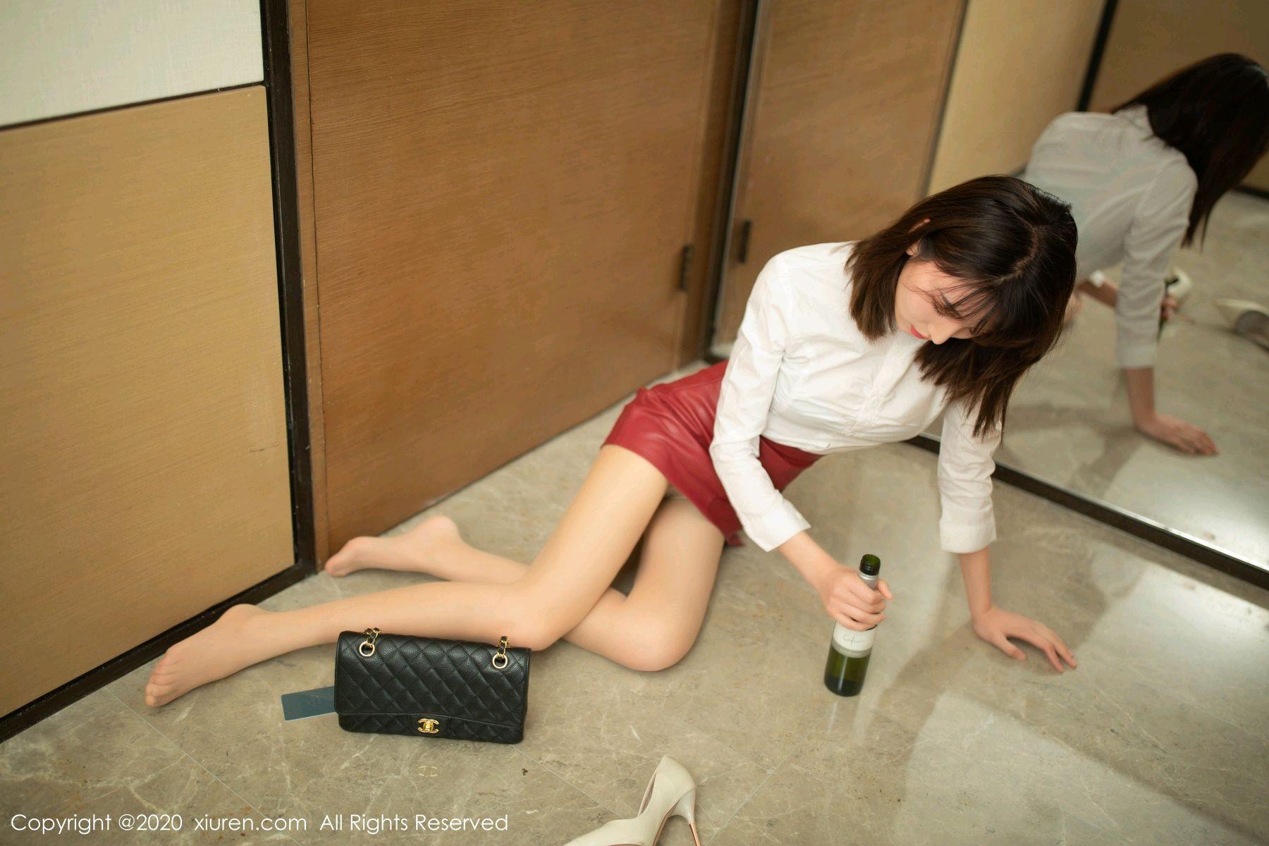 [XiuRen] Vol.2393 Lu Xuan Xuan 40P, Lu Xuan Xuan, Underwear, Xiuren