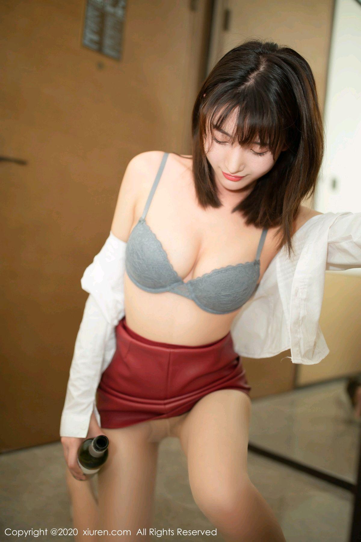 [XiuRen] Vol.2393 Lu Xuan Xuan 43P, Lu Xuan Xuan, Underwear, Xiuren