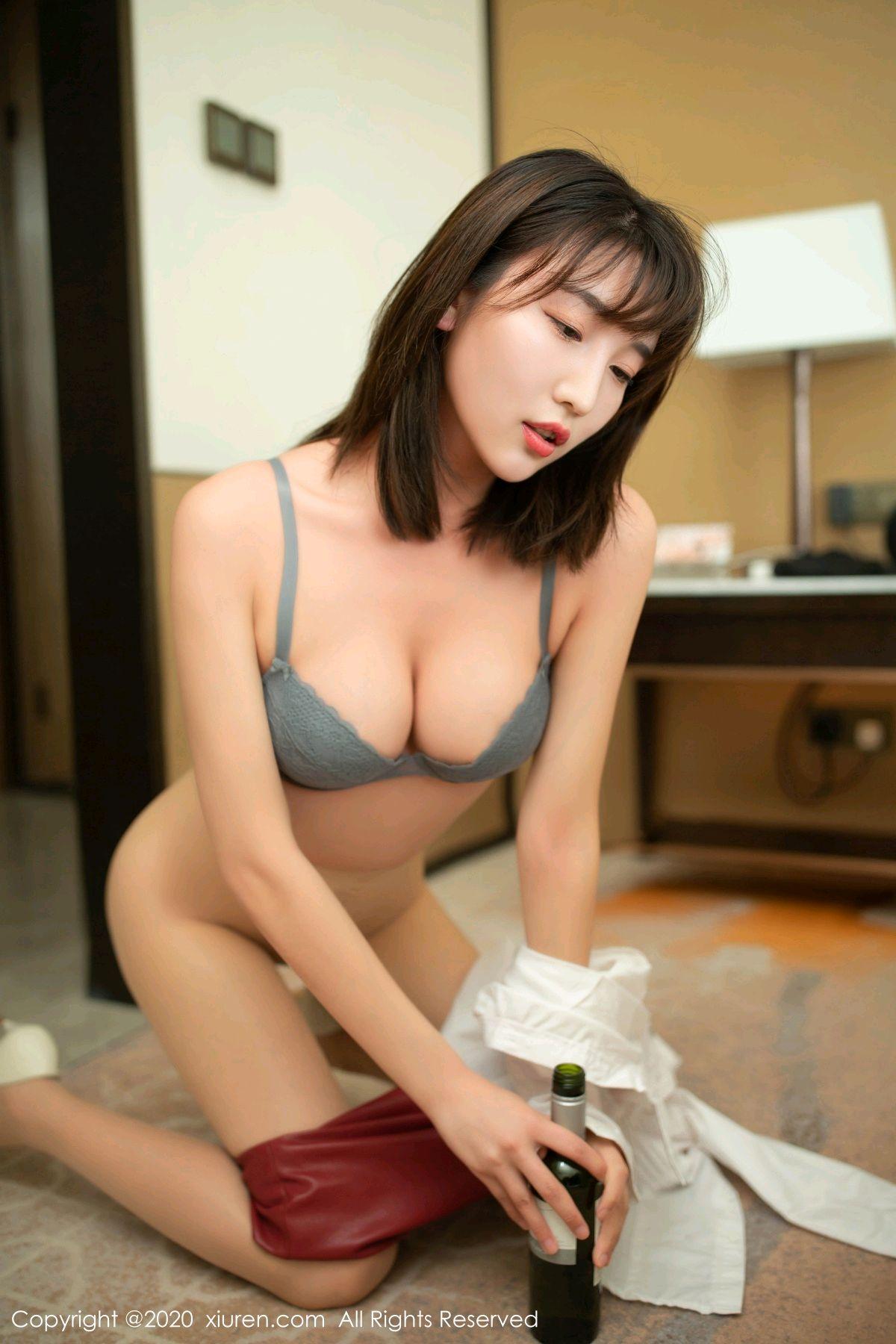 [XiuRen] Vol.2393 Lu Xuan Xuan 56P, Lu Xuan Xuan, Underwear, Xiuren