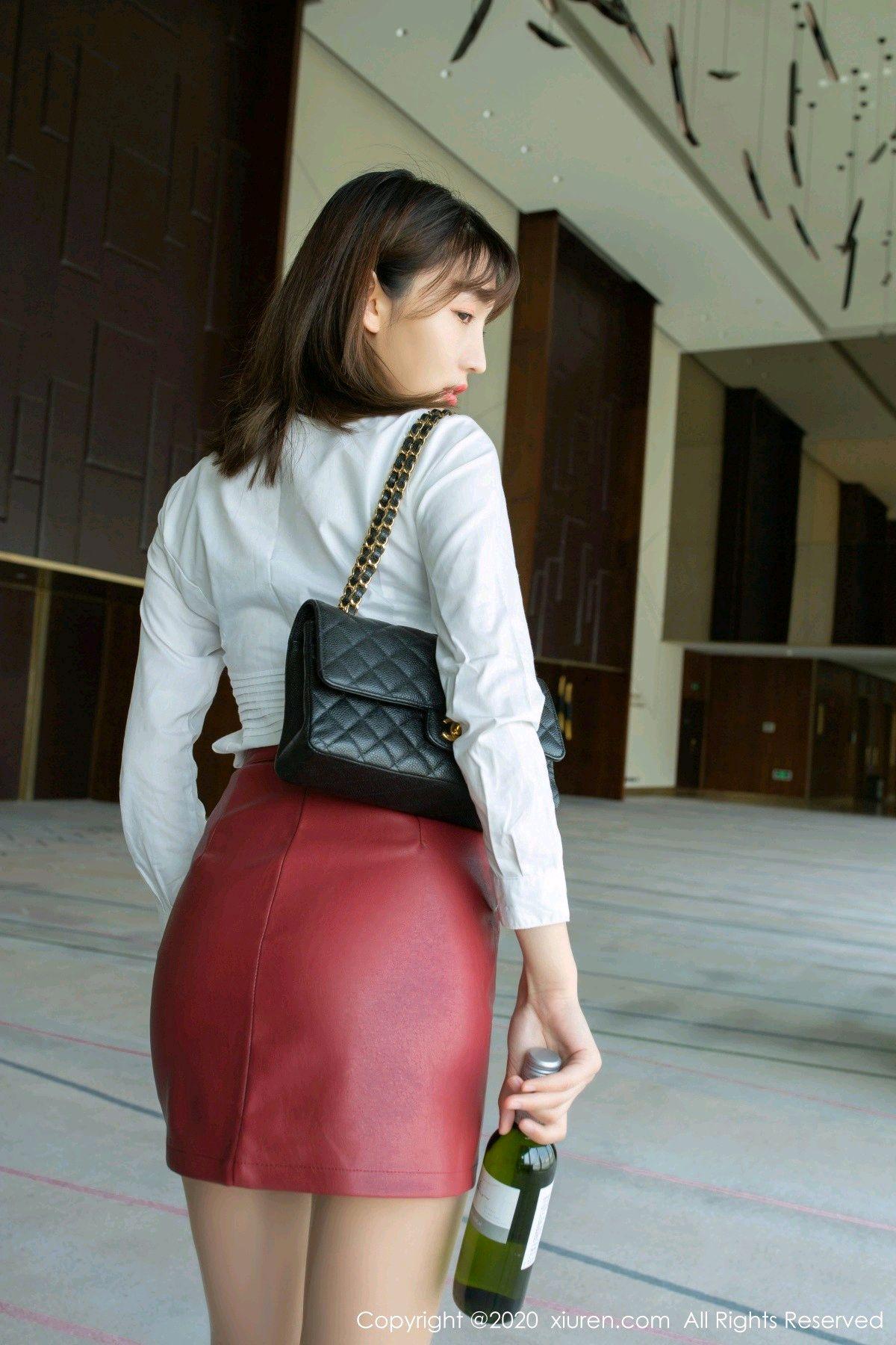 [XiuRen] Vol.2393 Lu Xuan Xuan 7P, Lu Xuan Xuan, Underwear, Xiuren