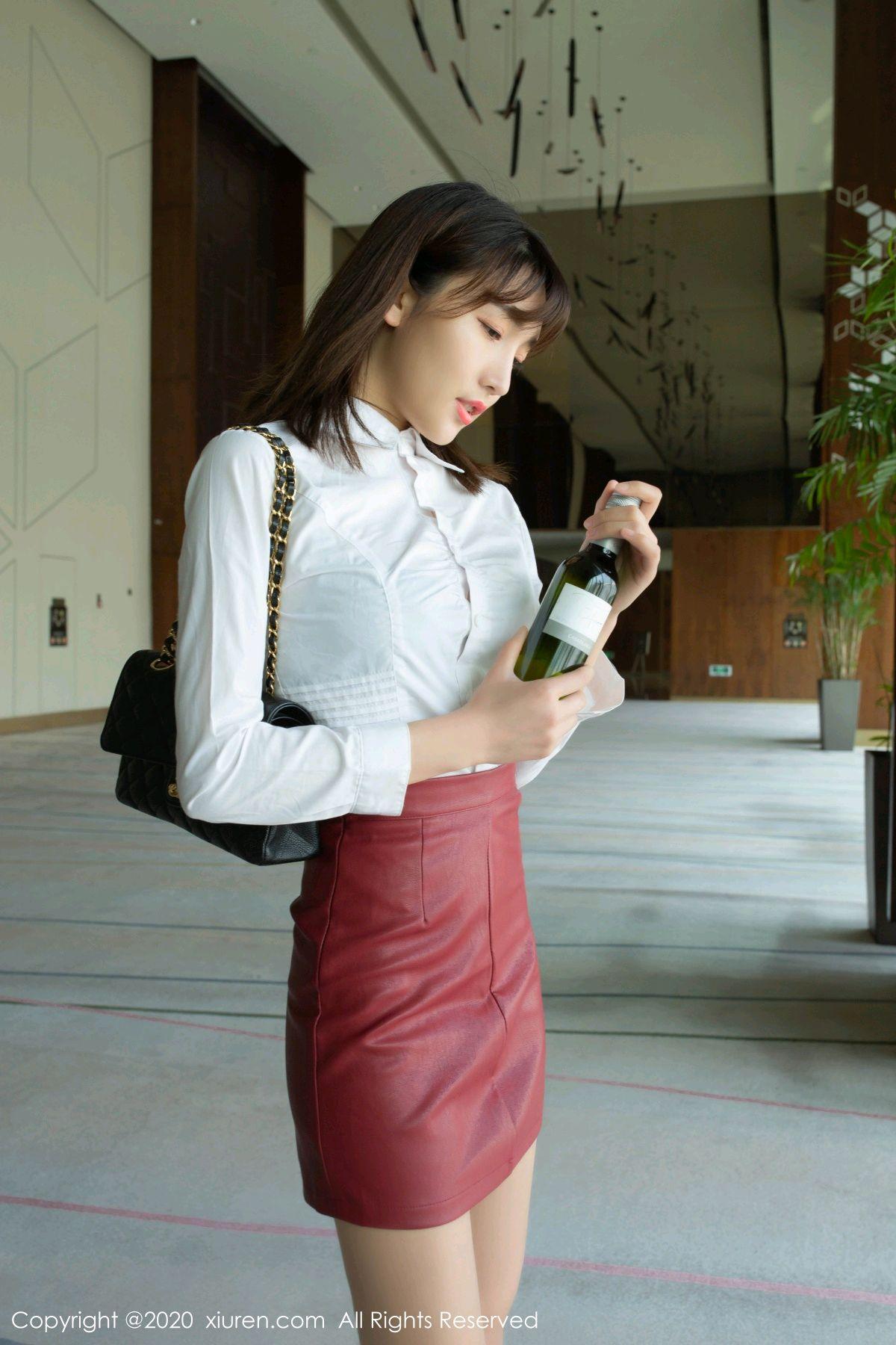 [XiuRen] Vol.2393 Lu Xuan Xuan 8P, Lu Xuan Xuan, Underwear, Xiuren