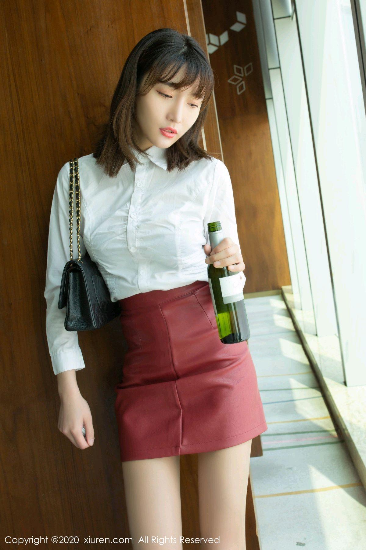 [XiuRen] Vol.2393 Lu Xuan Xuan 9P, Lu Xuan Xuan, Underwear, Xiuren