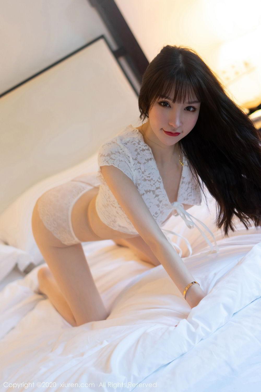 [XiuRen] Vol.2394 Zhou Yu Xi 11P, Underwear, Xiuren, Zhou Yu Xi