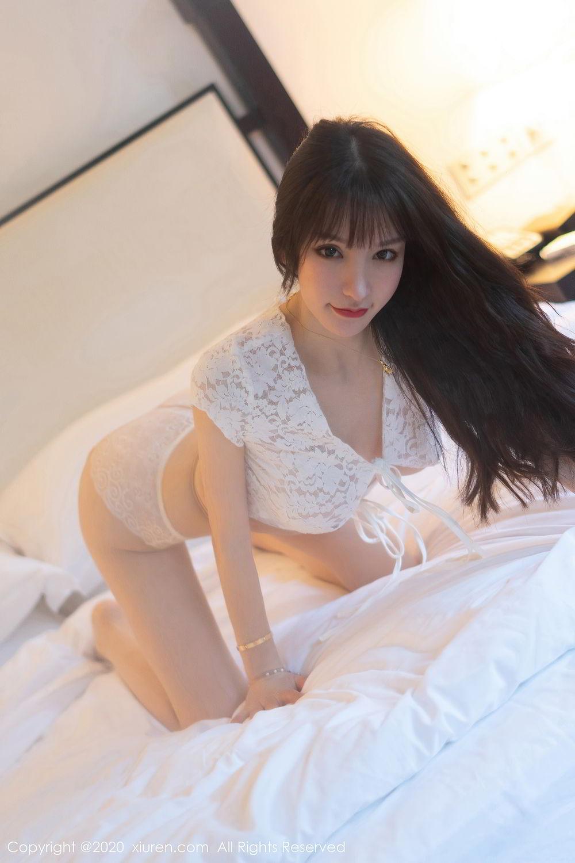 [XiuRen] Vol.2394 Zhou Yu Xi 13P, Underwear, Xiuren, Zhou Yu Xi