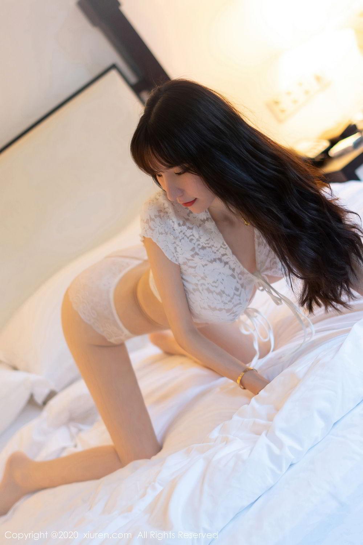 [XiuRen] Vol.2394 Zhou Yu Xi 14P, Underwear, Xiuren, Zhou Yu Xi