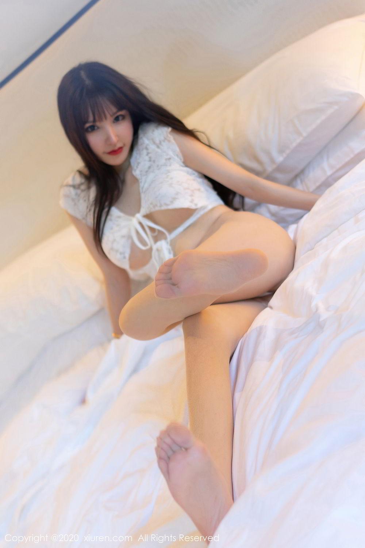 [XiuRen] Vol.2394 Zhou Yu Xi 33P, Underwear, Xiuren, Zhou Yu Xi