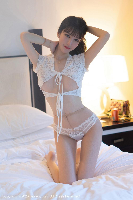 [XiuRen] Vol.2394 Zhou Yu Xi 50P, Underwear, Xiuren, Zhou Yu Xi