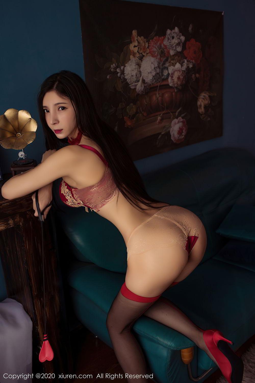 [XiuRen] Vol.2395 Xiao Man Yao 46P, Cheongsam, Underwear, Xiao Man Yao, Xiuren