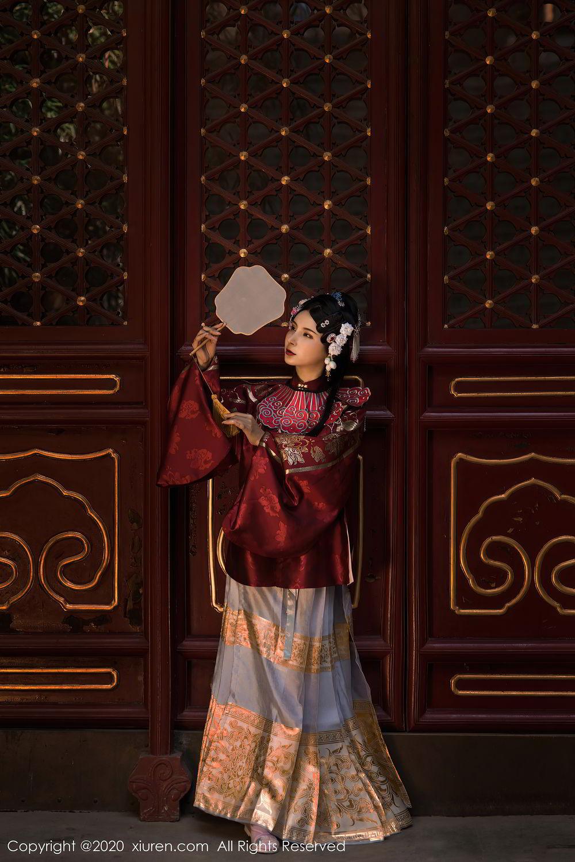 [XiuRen] Vol.2395 Xiao Man Yao 56P, Cheongsam, Underwear, Xiao Man Yao, Xiuren