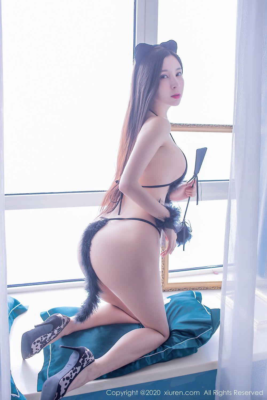 [XiuRen] Vol.2395 Xiao Man Yao 76P, Cheongsam, Underwear, Xiao Man Yao, Xiuren
