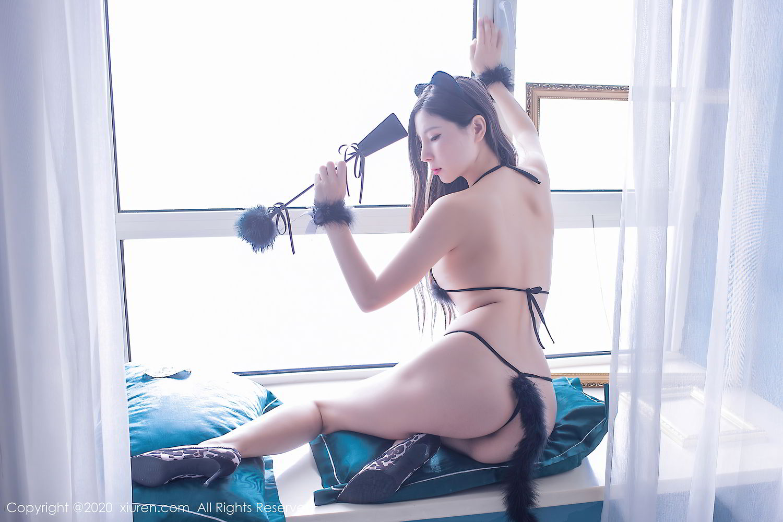 [XiuRen] Vol.2395 Xiao Man Yao 79P, Cheongsam, Underwear, Xiao Man Yao, Xiuren