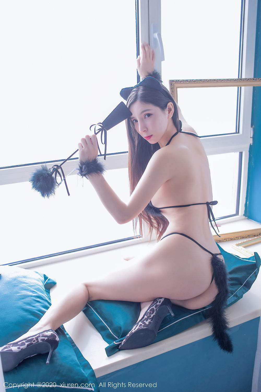 [XiuRen] Vol.2395 Xiao Man Yao 80P, Cheongsam, Underwear, Xiao Man Yao, Xiuren