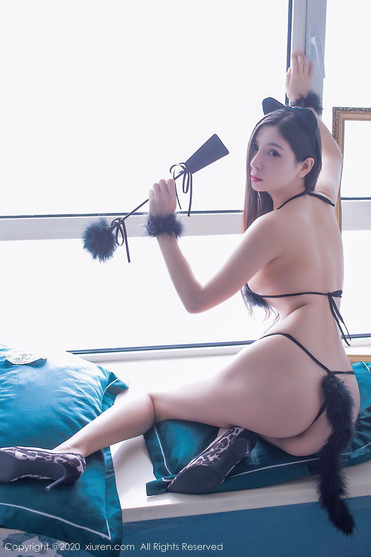 [XiuRen] Vol.2395 Xiao Man Yao 81P, Cheongsam, Underwear, Xiao Man Yao, Xiuren