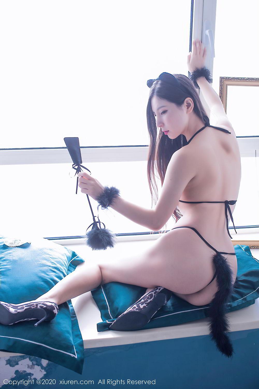 [XiuRen] Vol.2395 Xiao Man Yao 82P, Cheongsam, Underwear, Xiao Man Yao, Xiuren
