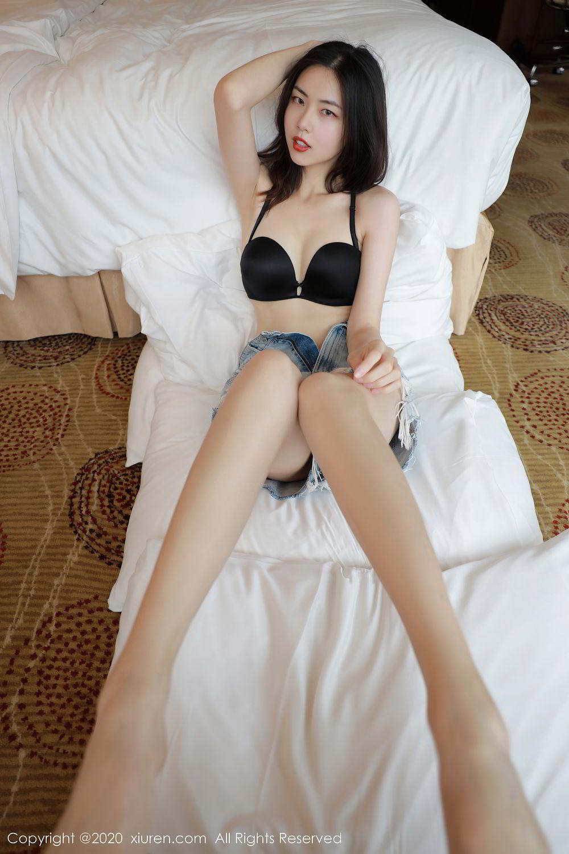 [XiuRen] Vol.2397 Lucinda L Liu 13P, Lucindalliu, Slim, Tall, Underwear, Xiuren