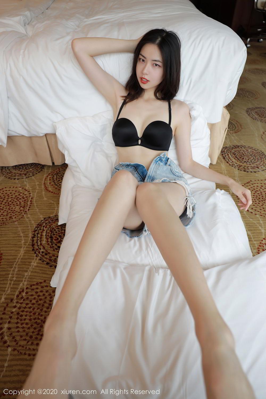[XiuRen] Vol.2397 Lucinda L Liu 14P, Lucindalliu, Slim, Tall, Underwear, Xiuren