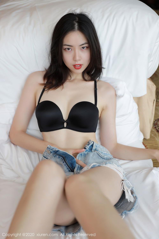 [XiuRen] Vol.2397 Lucinda L Liu 15P, Lucindalliu, Slim, Tall, Underwear, Xiuren