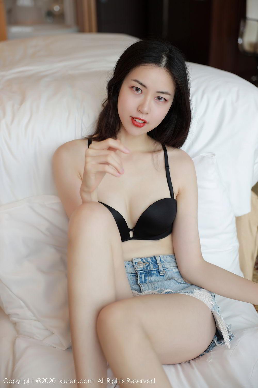 [XiuRen] Vol.2397 Lucinda L Liu 1P, Lucindalliu, Slim, Tall, Underwear, Xiuren