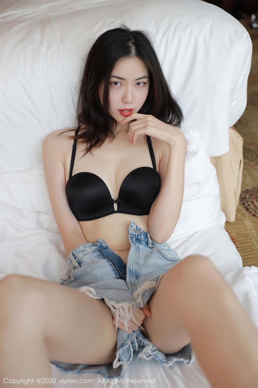 [XiuRen] Vol.2397 Lucinda L Liu 20P, Lucindalliu, Slim, Tall, Underwear, Xiuren