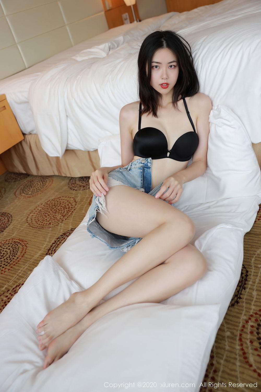 [XiuRen] Vol.2397 Lucinda L Liu 25P, Lucindalliu, Slim, Tall, Underwear, Xiuren