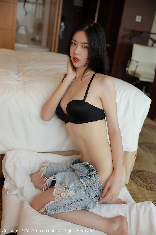 [XiuRen] Vol.2397 Lucinda L Liu 41P, Lucindalliu, Slim, Tall, Underwear, Xiuren