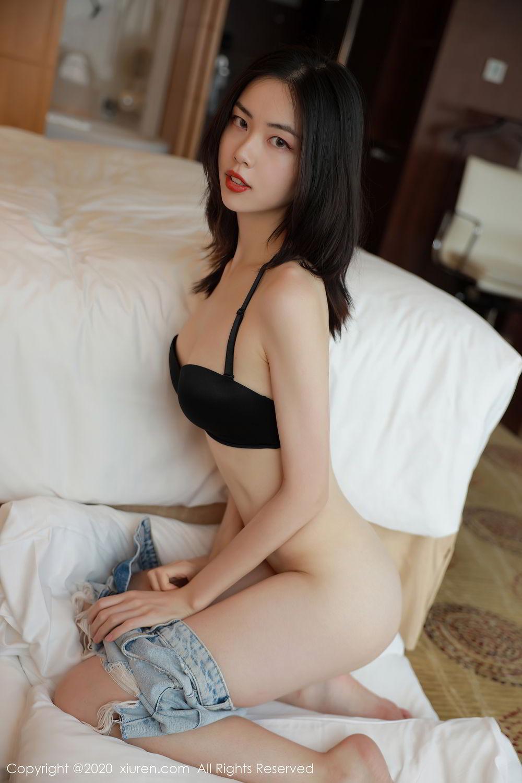 [XiuRen] Vol.2397 Lucinda L Liu 44P, Lucindalliu, Slim, Tall, Underwear, Xiuren