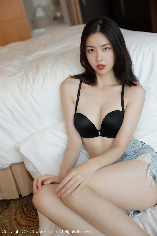 [XiuRen] Vol.2397 Lucinda L Liu 45P, Lucindalliu, Slim, Tall, Underwear, Xiuren