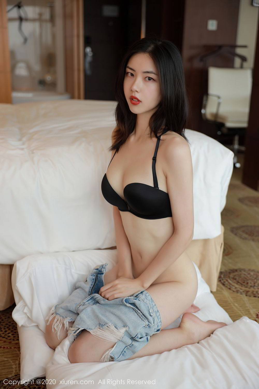 [XiuRen] Vol.2397 Lucinda L Liu 46P, Lucindalliu, Slim, Tall, Underwear, Xiuren