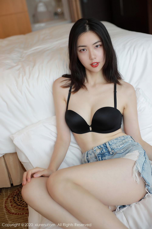 [XiuRen] Vol.2397 Lucinda L Liu 49P, Lucindalliu, Slim, Tall, Underwear, Xiuren
