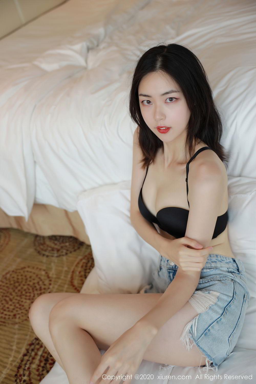 [XiuRen] Vol.2397 Lucinda L Liu 50P, Lucindalliu, Slim, Tall, Underwear, Xiuren