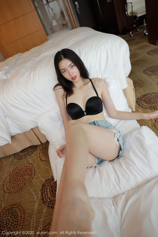 [XiuRen] Vol.2397 Lucinda L Liu 51P, Lucindalliu, Slim, Tall, Underwear, Xiuren