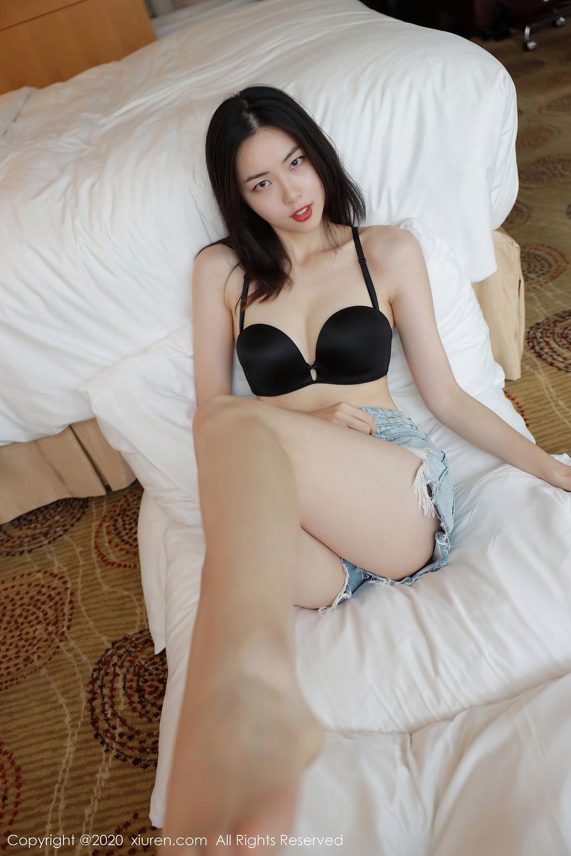 [XiuRen] Vol.2397 Lucinda L Liu 52P, Lucindalliu, Slim, Tall, Underwear, Xiuren