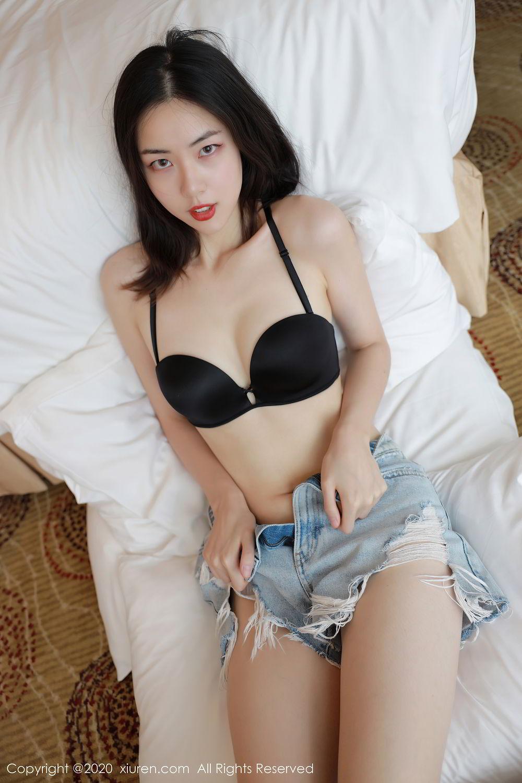 [XiuRen] Vol.2397 Lucinda L Liu 9P, Lucindalliu, Slim, Tall, Underwear, Xiuren