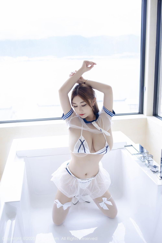 [XiuRen] Vol.2399 Ruan Ruan Roro 3P, Ruan Ruan Roro, Underwear, Xiuren