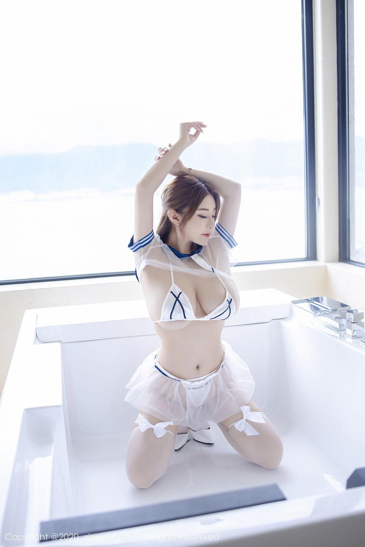 [XiuRen] Vol.2399 Ruan Ruan Roro 5P, Ruan Ruan Roro, Underwear, Xiuren