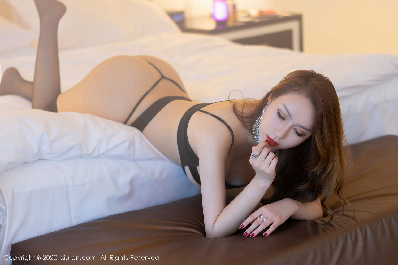 [XiuRen] Vol.2404 Egg Younisi 10P, Egg Younisi, Mature, Underwear, Xiuren
