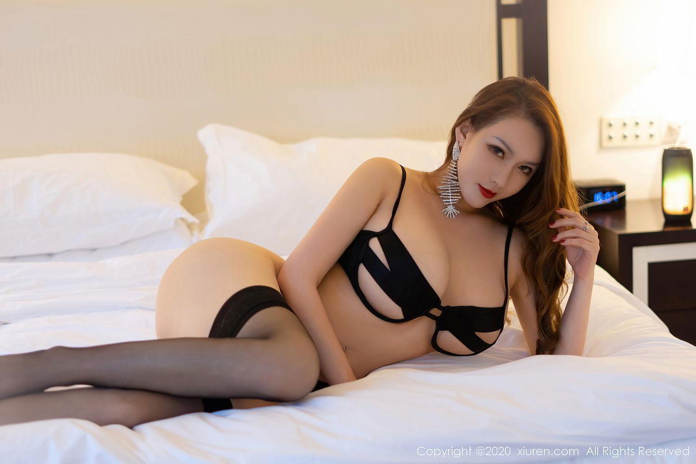 [XiuRen] Vol.2404 Egg Younisi 1P, Egg Younisi, Mature, Underwear, Xiuren