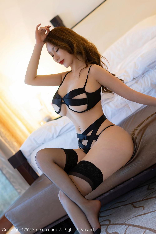 [XiuRen] Vol.2404 Egg Younisi 53P, Egg Younisi, Mature, Underwear, Xiuren