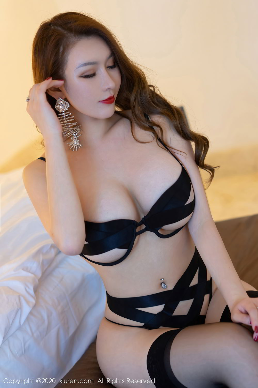[XiuRen] Vol.2404 Egg Younisi 60P, Egg Younisi, Mature, Underwear, Xiuren