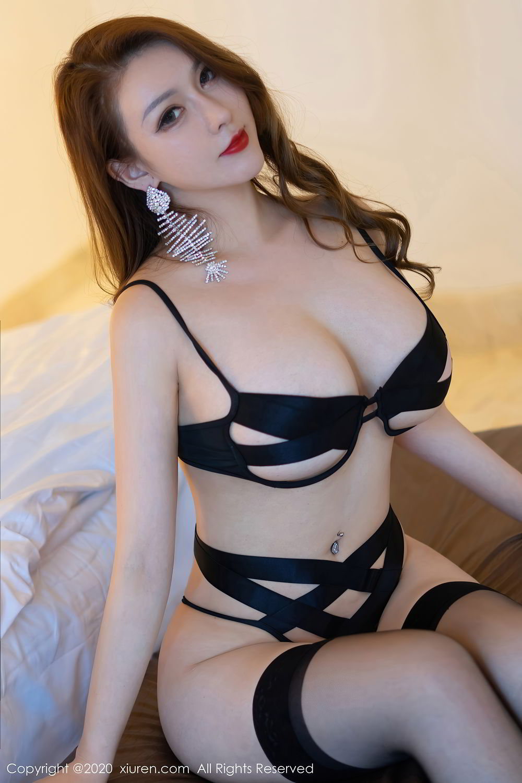 [XiuRen] Vol.2404 Egg Younisi 61P, Egg Younisi, Mature, Underwear, Xiuren