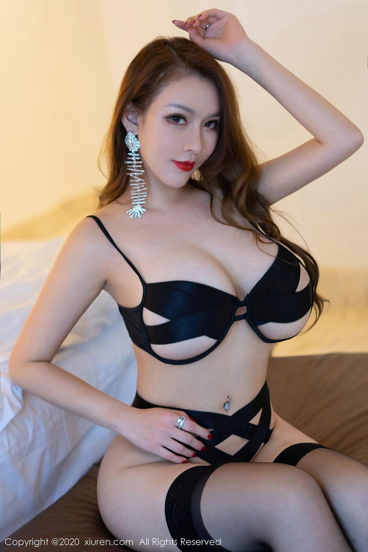 [XiuRen] Vol.2404 Egg Younisi 62P, Egg Younisi, Mature, Underwear, Xiuren