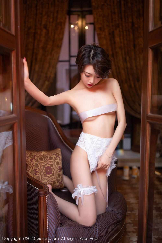 [XiuRen] Vol.2405 Feng Mu Mu 11P, Adult, Feng Mu Mu, Outdoor, Xiuren